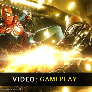 Spider-Man PS4 Gameplay Video