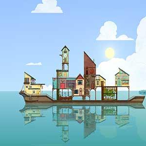 Spiritfarer Veerboot