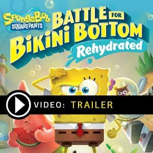 Koop SpongeBob SquarePants Battle for Bikini Bottom Rehydrated CD Key Goedkoop Vergelijk de Prijzen