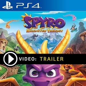 Koop Spyro Reignited Trilogy PS4 Goedkoop Vergelijk de Prijzen