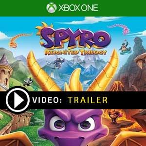 Koop Spyro Reignited Trilogy Xbox One Goedkoop Vergelijk de Prijzen