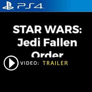 Koop Star Wars Jedi Fallen Order PS4 Goedkoop Vergelijk de Prijzen