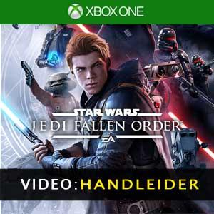 Star Wars Jedi Fallen Order-trailer video