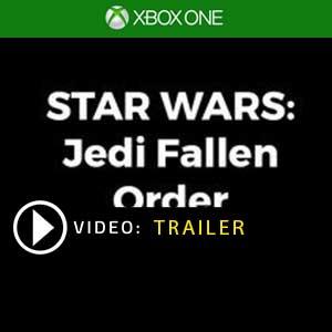 Koop Star Wars Jedi Fallen Order Xbox One Goedkoop Vergelijk de Prijzen