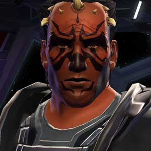 Star Wars the Old Republic - Donkere kant