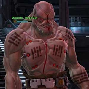 Star Wars the Old Republic- Vijandelijke