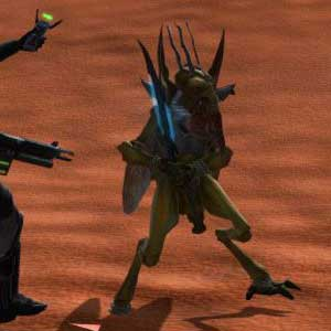 Star Wars The Old Republic gevechtshandelingen