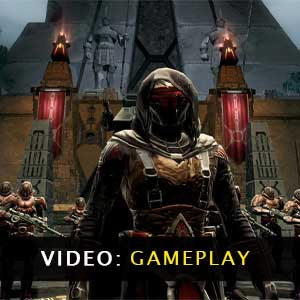 Star Wars The Old Republic gameplayvideo