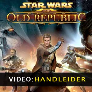 Star Wars The Old Republic aanhangwagenvideo