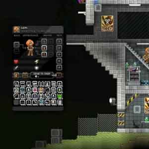 Starbound Gameplay