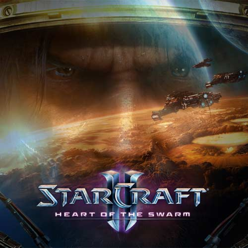 Koop Starcraft 2 Heart of the Swarm CD Key Compare Prices