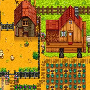 Stardew Valley Local community