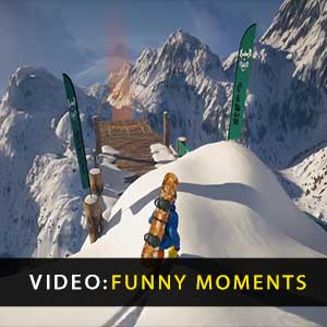 Steep Funny Moments
