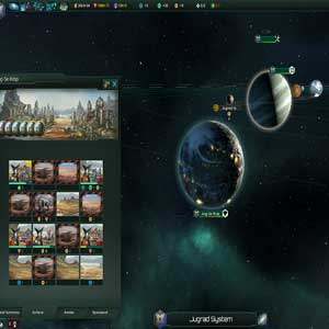 Stellaris Jugrad Sysytem