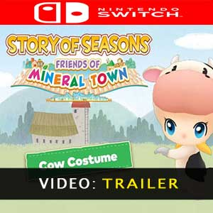 Koop STORY OF SEASONS Friends of Mineral Town Nintendo Switch Goedkope Prijsvergelijke
