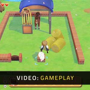 STORY OF SEASONS Pioneers of Olive Town Gameplay Video