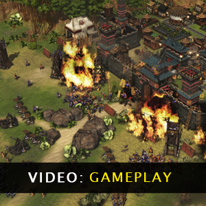Stronghold Warlords Gameplay Video