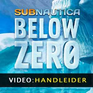 Subnautica Below Zero Video-opname