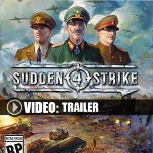 Koop Sudden Strike 4 CD Key Compare Prices