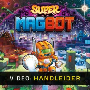 Super Magbot Video-opname