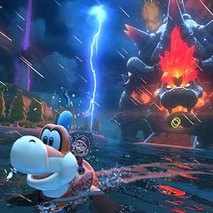 Super Mario 3D World + Bowser s Fury Nintendo Switch - Donder wolken