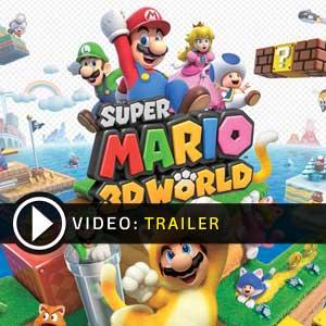 Koop Super Mario 3D World Nintendo Wii U Download Code Prijsvergelijker