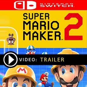 Koop Super Mario Maker 2 Nintendo Switch Goedkope Prijsvergelijke