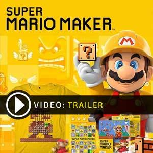 Koop Super Mario Maker Nintendo Wii U Download Code Prijsvergelijker
