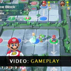 Super Mario Party Nintendo Switch gameplayvideo