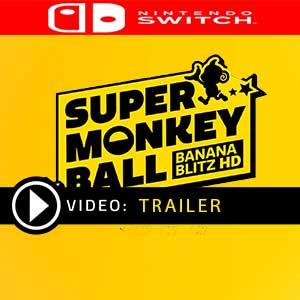 Koop Super Monkey Ball Banana Blitz HD Nintendo Switch Goedkope Prijsvergelijke