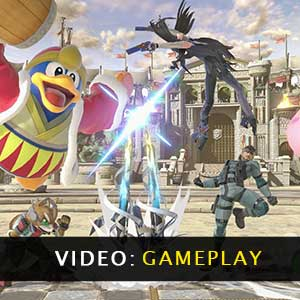 Super Smash Bros Ultimate Fighters Pass 2 Gameplay Video