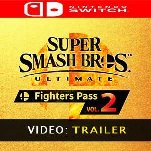 Koop Super Smash Bros Ultimate Fighters Pass 2 Nintendo Switch Goedkope Prijsvergelijke