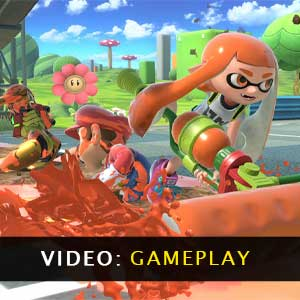 Super Smash Bros Ultimate Nintendo Switch gameplayvideo