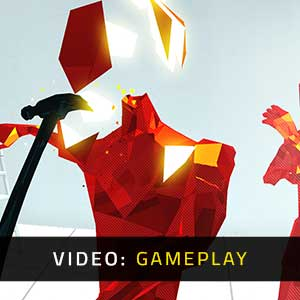 SUPERHOT VR Gameplay Video
