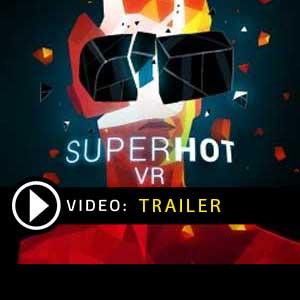 Koop SUPERHOT VR CD Key Goedkoop Vergelijk de Prijzen