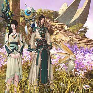 Swords of Legends Online - Mannelijk en vrouwelijk