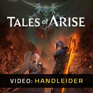 Tales of Arise Video-opname