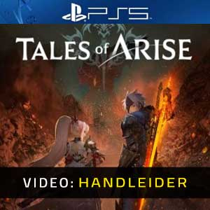 Tales of Arise PS5 Video-opname