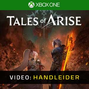 Tales of Arise Xbox one Video-opname