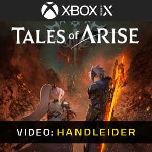 Tales of Arise Xbox Series Video-opname