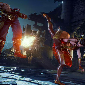Tekken 7 Raging Demon