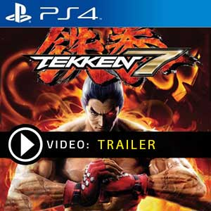 Koop Tekken 7 PS4 Code Compare Prices