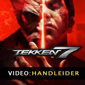 Tekken 7 trailer video