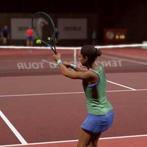 Tennis World Tour 2 kleibaan