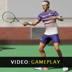 Tennis World Tour 2 gameplay video