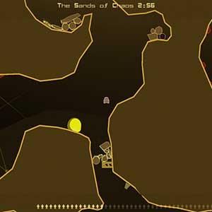 Terra Lander 2 Rockslide Rescue - Het zand van chaos