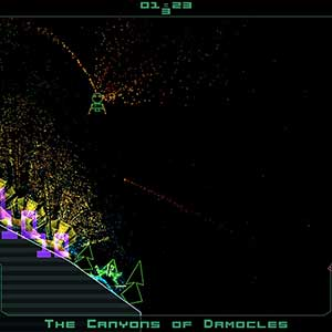 Terra Lander - Bommen
