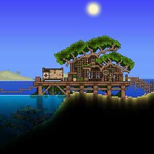 Terraria Treehouse