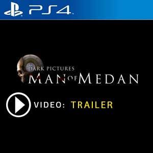 Koop The Dark Pictures Man of Medan PS4 Goedkoop Vergelijk de Prijzen