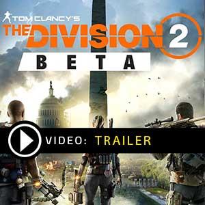 Koop Tom Clancys The Division 2 Beta CD Key Goedkoop Vergelijk de Prijzen